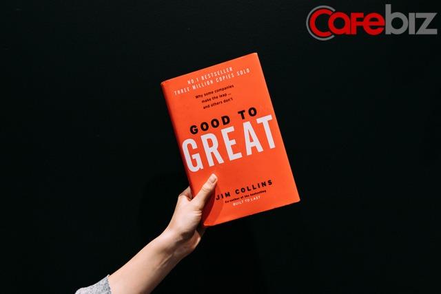 Muốn trở nên vĩ đại, bạn cần học cách nói Không với những điều tốt - Ảnh 1.