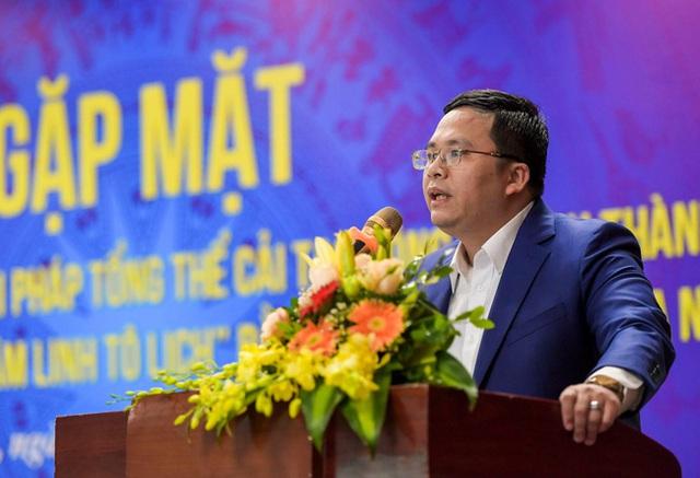 Đề xuất cải tạo sông Tô Lịch thành công viên: Là tình cảm của Nhật Bản dành cho Việt Nam, không thu phí vào cổng - Ảnh 2.