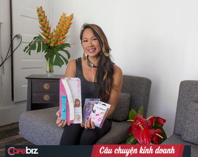 Sáng chế dụng cụ cắt tóc tại nhà, cô gái gốc Việt được mời lên Shark Tank Mỹ, gọi vốn 200.000 USD - Ảnh 1.