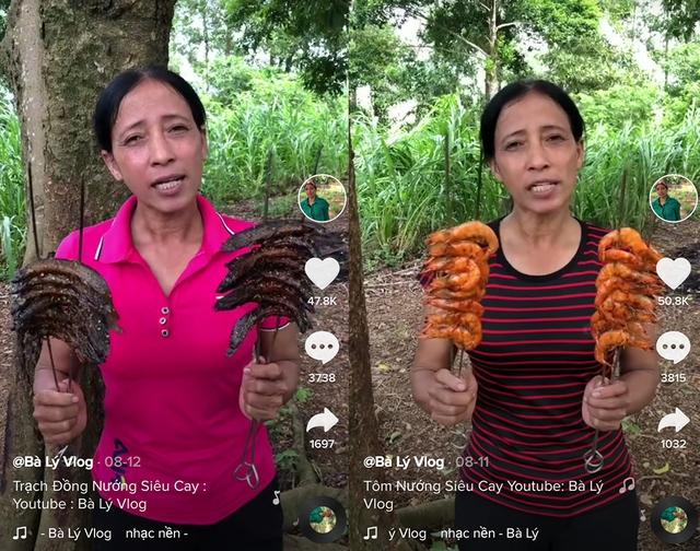 Lần đầu tâm sự áp lực làm YouTube của người nông dân, Bà Lý Vlog: Chưa có chi phí, video không được hay như người ta - Ảnh 8.