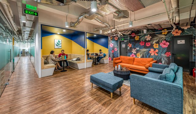 Coworking space - mô hình văn phòng giúp các doanh nghiệp linh hoạt hơn trong mùa dịch covid - Ảnh 1.