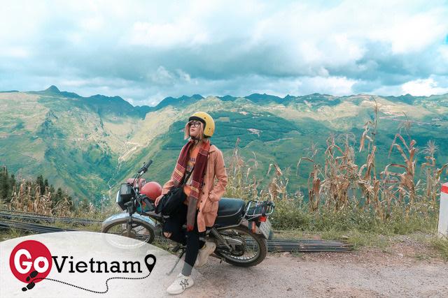 Nhật ký hành trình tới Hà Giang của cô gái yêu du lịch bụi: Làng Thiên Hương như một ngôi làng cổ tích, Du Già đẹp mê ly! - Ảnh 2.
