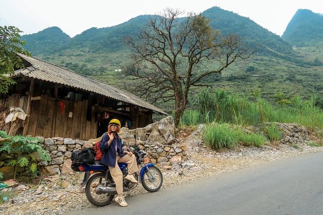 Nhật ký hành trình tới Hà Giang của cô gái yêu du lịch bụi: Làng Thiên Hương như một ngôi làng cổ tích, Du Già đẹp mê ly! - Ảnh 4.