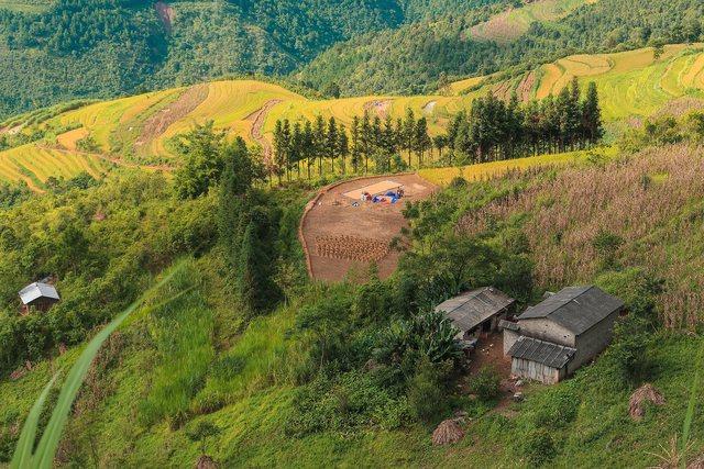 Nhật ký hành trình tới Hà Giang của cô gái yêu du lịch bụi: Làng Thiên Hương như một ngôi làng cổ tích, Du Già đẹp mê ly! - Ảnh 7.