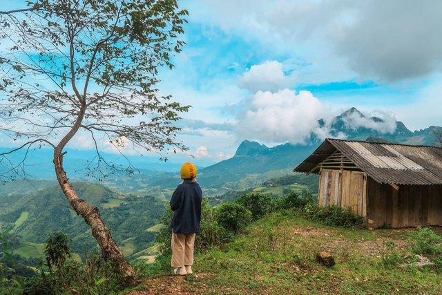 Nhật ký hành trình tới Hà Giang của cô gái yêu du lịch bụi: Làng Thiên Hương như một ngôi làng cổ tích, Du Già đẹp mê ly! - Ảnh 11.