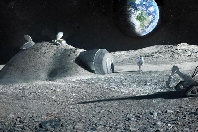 Các nhà khoa học cuối cùng cũng biết được mức độ bức xạ trên Mặt Trăng, và đó không phải là tin tốt - Ảnh 2.