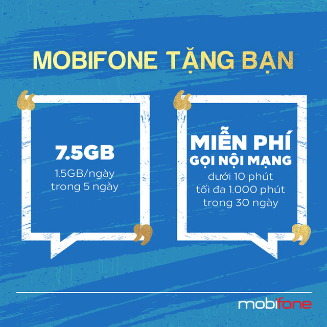 Mobifone hứa tặng data, miễn phí cước gọi sau vụ sập mạng, khách hàng diện nào được hưởng?