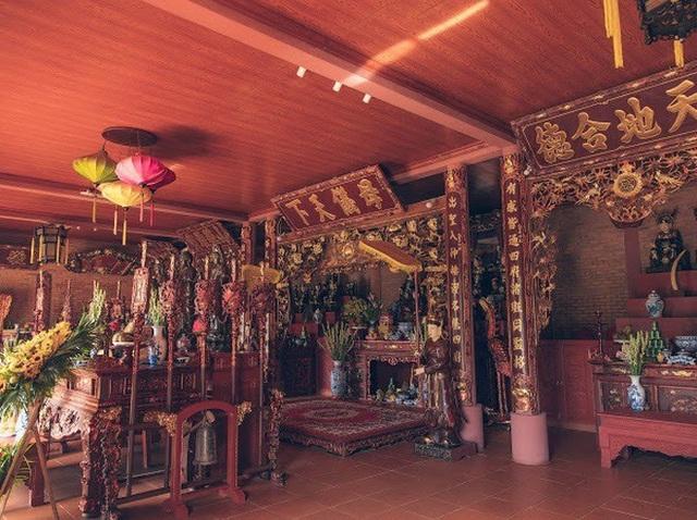 Lý Nhã Kỳ xây biệt phủ triệu đô rộng 10.000m2 tặng mẹ dịp lễ Vu Lan, ngắm nhìn kiến trúc bên trong mà choáng - Ảnh 2.