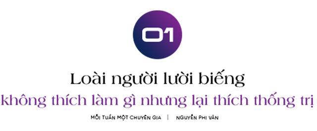 Chuyên gia nhượng quyền Nguyễn Phi Vân: Làm việc ở công ty nhỏ hay tập đoàn lớn không quan trọng, quan trọng sếp của bạn là ai! - Ảnh 1.