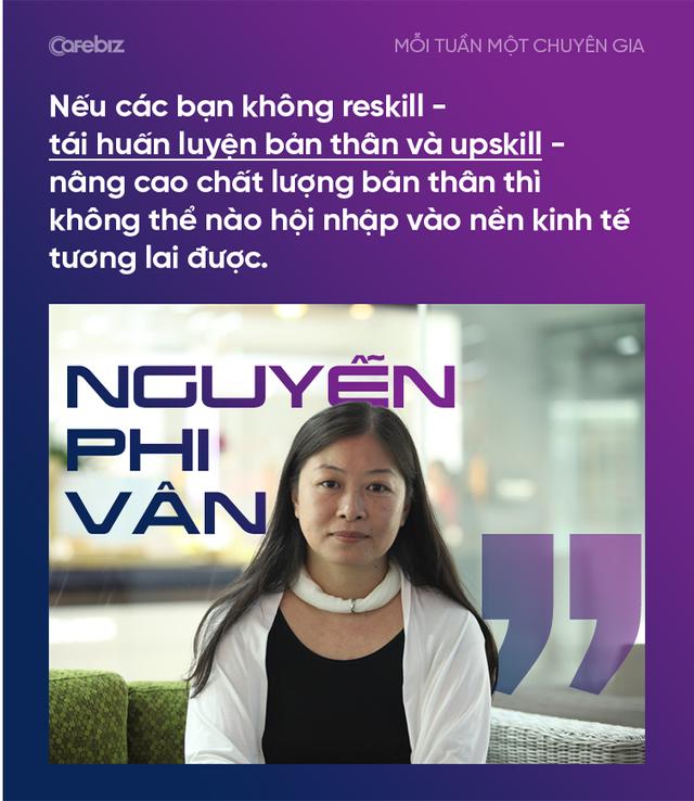 Chuyên gia nhượng quyền Nguyễn Phi Vân: Làm việc ở công ty nhỏ hay tập đoàn lớn không quan trọng, quan trọng sếp của bạn là ai! - Ảnh 2.