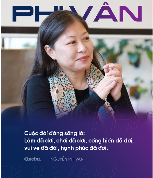 Chuyên gia nhượng quyền Nguyễn Phi Vân: Làm việc ở công ty nhỏ hay tập đoàn lớn không quan trọng, quan trọng sếp của bạn là ai! - Ảnh 10.