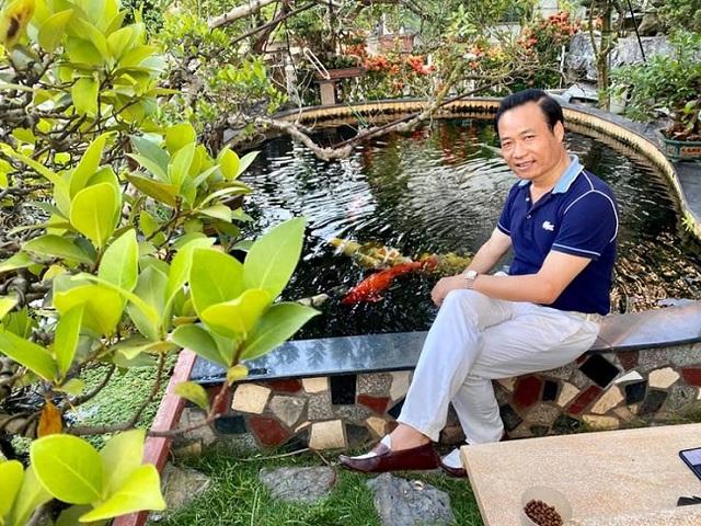 Cận cảnh khu vườn tiền tỷ của tay chơi cây cảnh nức tiếng Hà thành - Ảnh 2.