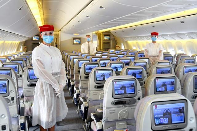 Chương trình khách hàng thân thiết kỳ lạ của Emirates: Chịu chi phí tang lễ nếu hành khách nhiễm COVID-19 - Ảnh 1.