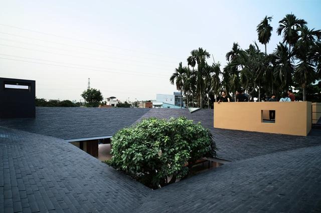 Lạ mắt với ngôi nhà 1.000 m2 tại Hóc Môn vừa xuất hiện trên báo Mỹ - Ảnh 12.