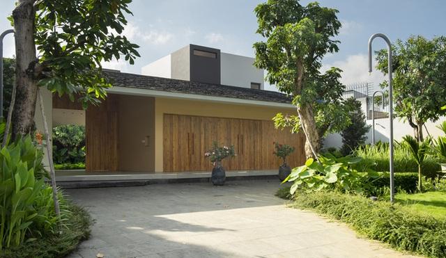 Lạ mắt với ngôi nhà 1.000 m2 tại Hóc Môn vừa xuất hiện trên báo Mỹ - Ảnh 9.