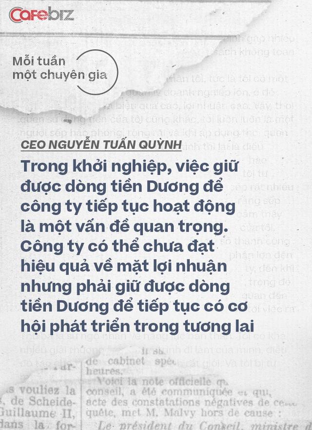 CEO Saigon Books Nguyễn Tuấn Quỳnh: Muốn thành công thì người khởi nghiệp phải có ĐỘ CHÍN nhất định - về năng lực, kiến thức, kinh nghiệm và tài chính - Ảnh 8.