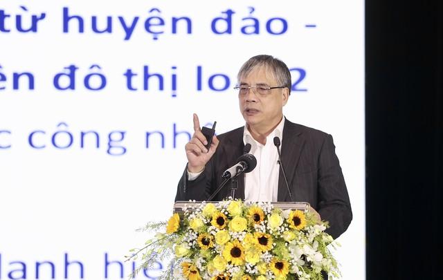 Phú Quốc lên Thành phố: Cần những con đại bàng quốc tịch Việt Nam như Vingroup, Sun Group đến làm tổ và dựng nghiệp - Ảnh 2.