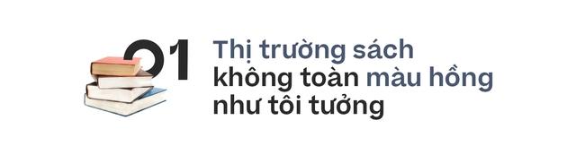 CEO Saigon Books Nguyễn Tuấn Quỳnh: Muốn thành công thì người khởi nghiệp phải có ĐỘ CHÍN nhất định - về năng lực, kiến thức, kinh nghiệm và tài chính - Ảnh 1.