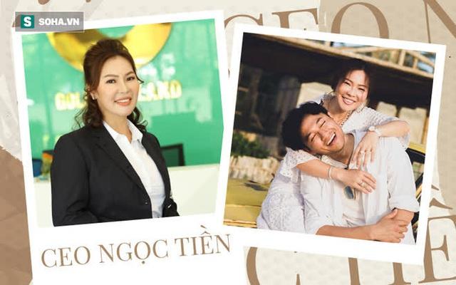 CEO Ngọc Tiền - vợ Quý Bình: Từ cô bé làm cò đất năm lớp 9 đến đại gia nghìn tỷ - Ảnh 1.