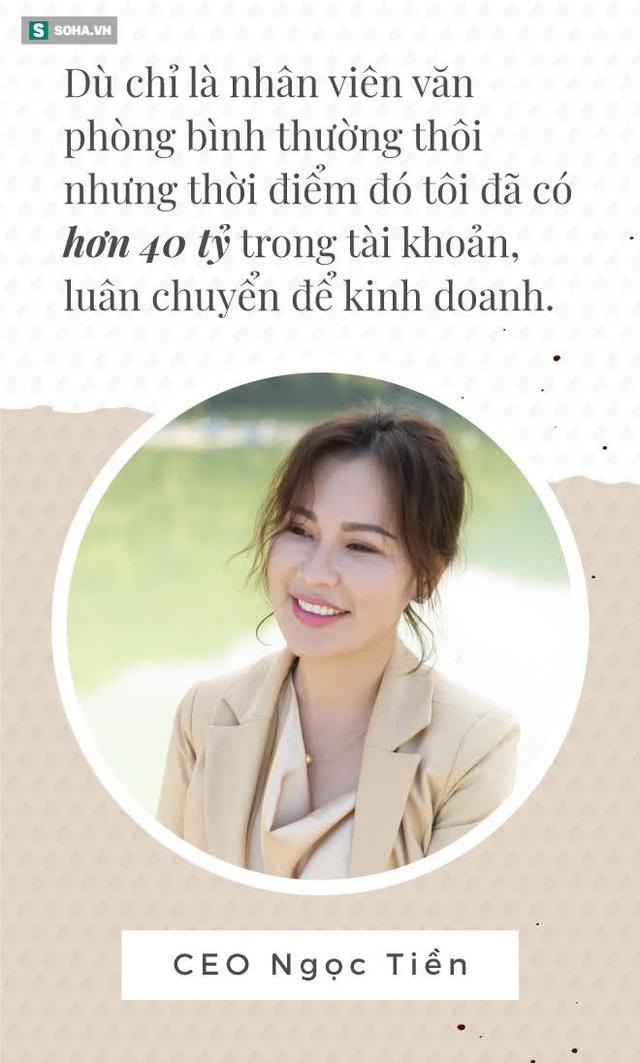 CEO Ngọc Tiền - vợ Quý Bình: Từ cô bé làm cò đất năm lớp 9 đến đại gia nghìn tỷ - Ảnh 3.