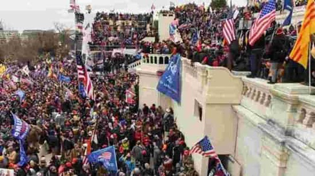 Mỹ đối mặt nguy cơ biểu tình vũ trang ở 50 bang  - Ảnh 3.