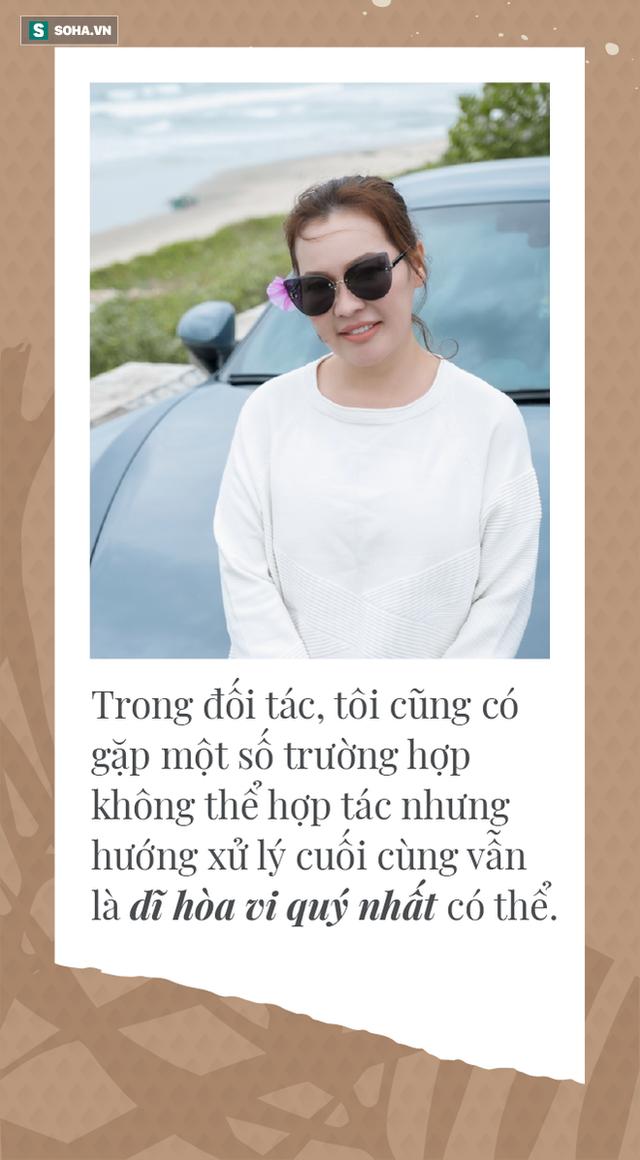 CEO Ngọc Tiền - vợ Quý Bình: Từ cô bé làm cò đất năm lớp 9 đến đại gia nghìn tỷ - Ảnh 7.