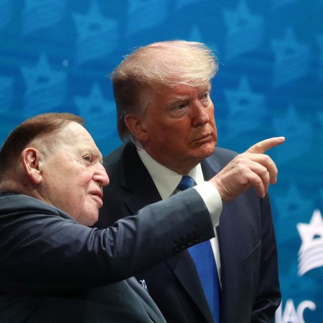 Chân dung cuộc đời ông trùm sòng bạc Mỹ Sheldon Adelson mới qua đời ở tuổi 87 - Ảnh 4.