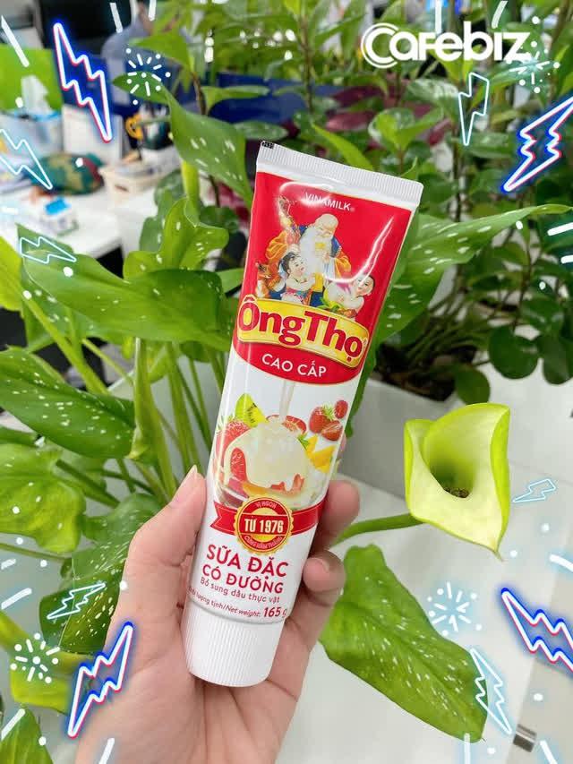 Rò rỉ sản phẩm sữa đặc Ông Thọ trong bao bì mới: Nhìn như tuýp kem đánh răng, nhỏ gọn, tiện dụng - Ảnh 1.