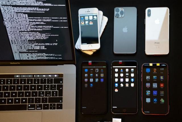 Đây là iPhone 12 Pro phiên bản thử nghiệm độc nhất vô nhị - Ảnh 3.