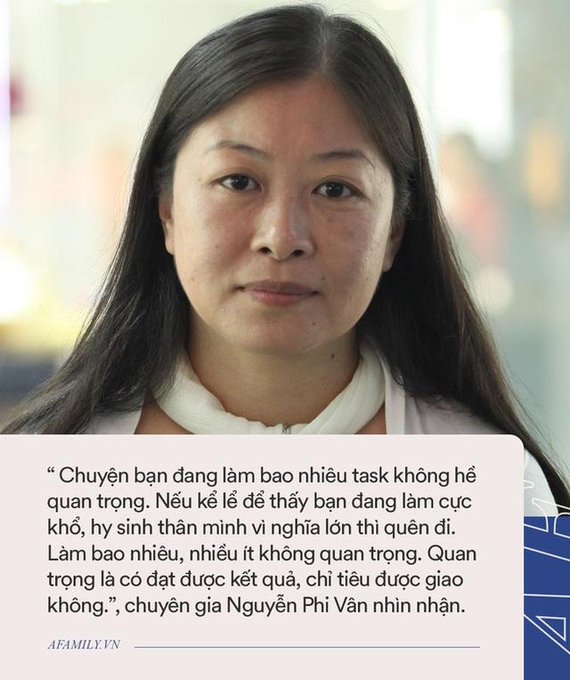 Chuyên gia Nguyễn Phi Vân chỉ ra những căn bệnh khiến bạn không thể nào phát triển được bản thân, đọc xong giật mình vì quá đúng - Ảnh 3.