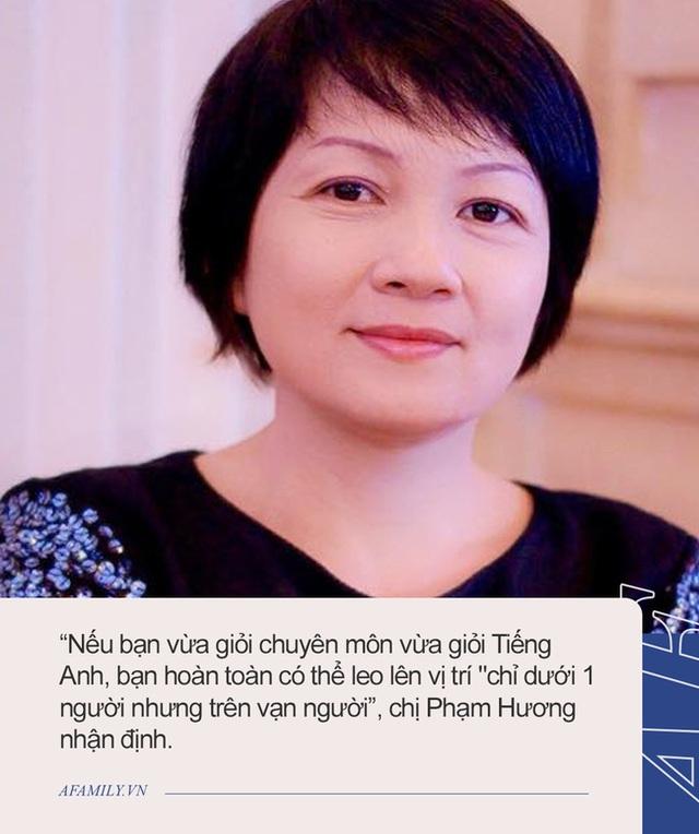 Quan điểm gây bão của nữ giám đốc ở TP.HCM: Đừng cho con học IELTS, hãy học tiếng Anh! Ngôn ngữ này chính là kỹ năng sinh tồn - Ảnh 5.