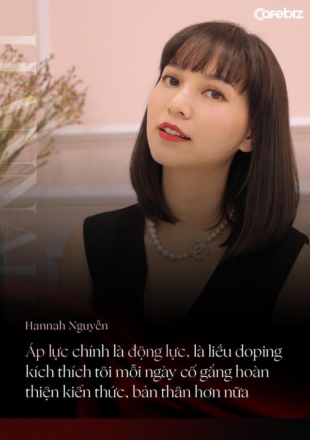 Doanh nhân, beauty blogger Hannah Nguyễn: Phụ nữ tự chủ tài chính đã thắng 90% ván bài cuộc đời, muốn vậy bắt buộc phải có nền tảng tri thức! - Ảnh 3.