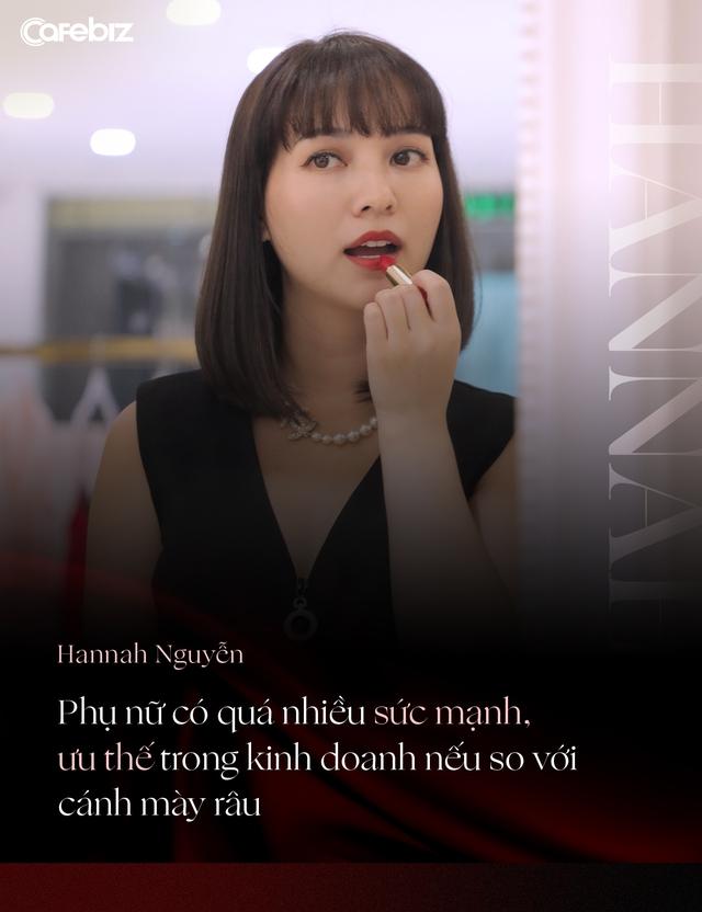 Doanh nhân, beauty blogger Hannah Nguyễn: Phụ nữ tự chủ tài chính đã thắng 90% ván bài cuộc đời, muốn vậy bắt buộc phải có nền tảng tri thức! - Ảnh 8.