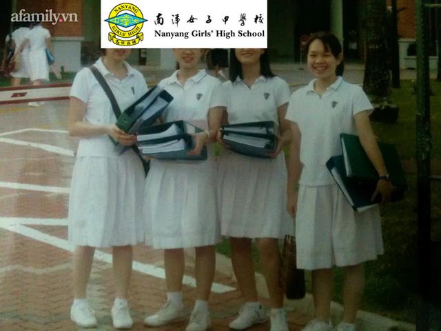 Nhận hai học bổng toàn phần Singapore, cựu học sinh trường chuyên Hải Phòng kể chuyện cạnh tranh kinh hoàng, 4 năm không gặp chị gái - Ảnh 2.