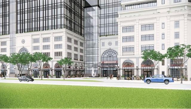 Thaiholdings bắt tay Samsung triển khai dự án Khu phức hợp cao cấp trên đất vàng khách sạn Kim Liên - Ảnh 2.