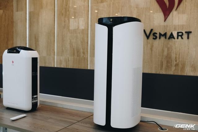 Rò rỉ hình ảnh cho thấy Vinsmart chuẩn bị bán ra thị trường 4 mẫu máy lọc không khí? - Ảnh 2.