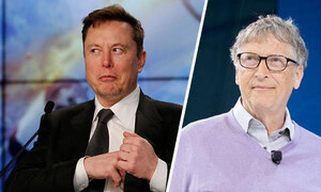 Không chỉ Mark Zuckerberg, Elon Musk 'cà khịa' với 3/4 người trong nhóm 5 tỷ phú giàu nhất hành tinh gồm cả Jeff Bezos và Bill Gates - Ảnh 3.