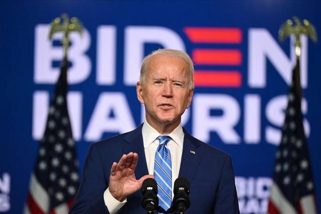 Tổng thống đắc cử Joe Biden sẽ ký 17 sắc lệnh hành pháp ngay khi lên nắm quyền  - Ảnh 1.