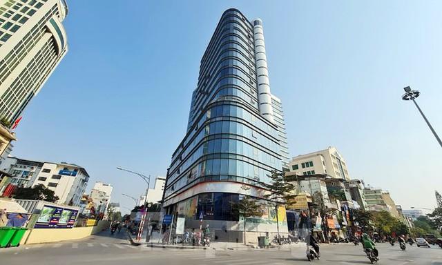 Hà Nội xử cao ốc biến văn phòng thành căn hộ khách sạn không phép - Ảnh 1.