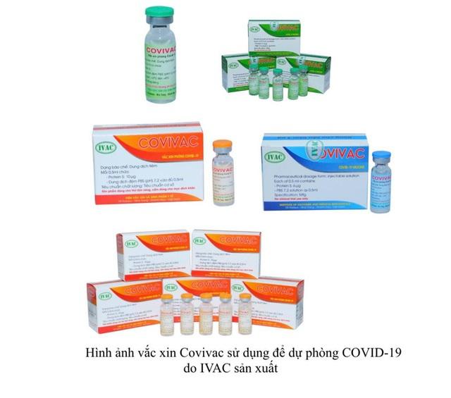 Vaccine Covid-19 thứ hai của Việt Nam sẽ tiêm thử nghiệm ngay sau Tết Nguyên đán  - Ảnh 1.