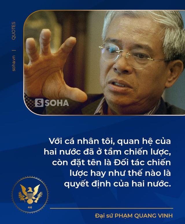 Triển vọng quan hệ Việt - Mỹ trong 4 năm tới và kỷ niệm với ông trùm châu Á trong nội các của Tổng thống Biden - Ảnh 11.