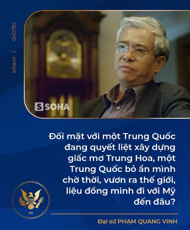 Triển vọng quan hệ Việt - Mỹ trong 4 năm tới và kỷ niệm với ông trùm châu Á trong nội các của Tổng thống Biden - Ảnh 5.