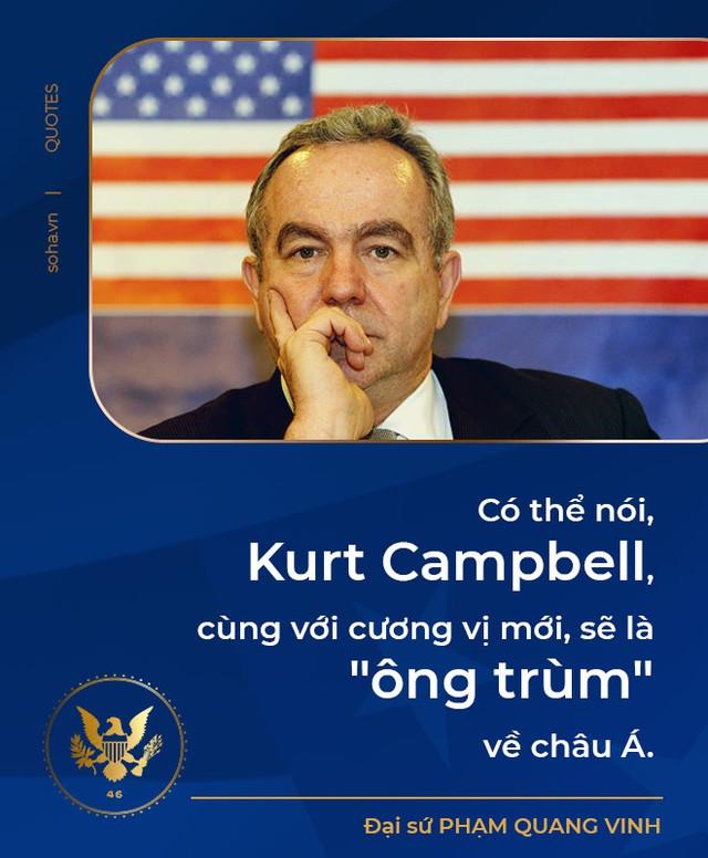 Triển vọng quan hệ Việt - Mỹ trong 4 năm tới và kỷ niệm với ông trùm châu Á trong nội các của Tổng thống Biden - Ảnh 8.