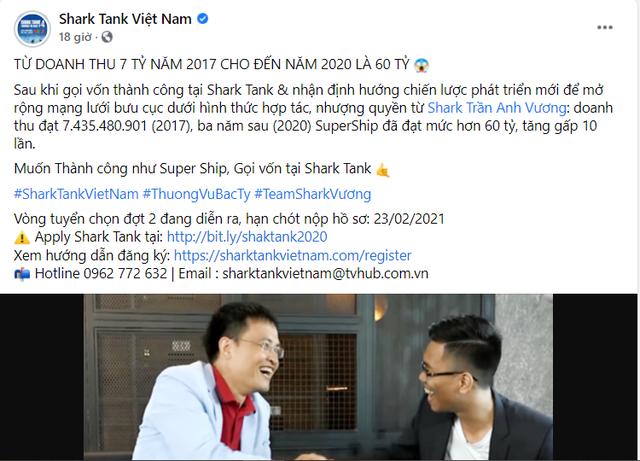 Hậu Shark Tank, startup vận chuyển từng được Shark Vương rót vốn đã tăng doanh thu gấp 10 lần so với 3 năm trước, cán mốc 60 tỷ đồng - Ảnh 1.