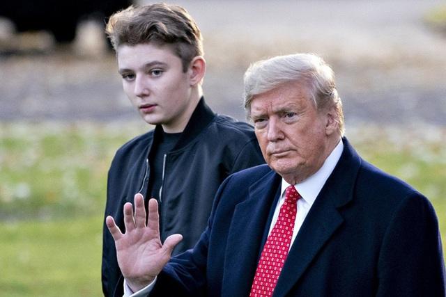 Chuyện hậu trường ngày ông Trump rời Nhà Trắng - Ảnh 1.
