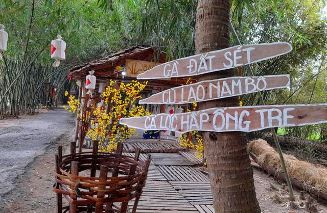 Khám phá vườn tre độc nhất vô nhị ở miền Tây - Ảnh 12.