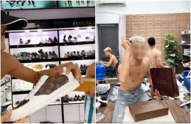 Chiêu trò livestream bán hàng hiệu Gucci, Bubberry, Louis Vuitton giá vài trăm ngàn đồng  - Ảnh 3.