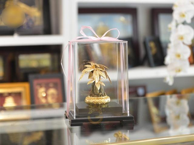 7 sản phẩm mạ vàng lên ngôi Tết này, giá chỉ từ 330k mà vừa sang trọng lại hút tài lộc về nhà - Ảnh 1.