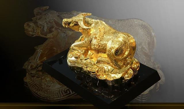 7 sản phẩm mạ vàng lên ngôi Tết này, giá chỉ từ 330k mà vừa sang trọng lại hút tài lộc về nhà - Ảnh 3.