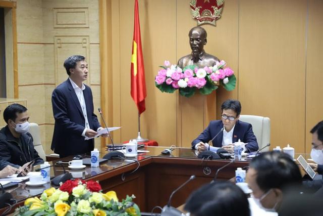 [Nóng] Phó Thủ tướng Vũ Đức Đam: Ổ dịch Chí Linh có thể đã lây nhiễm 10 ngày với 4 vòng lây - Ảnh 1.